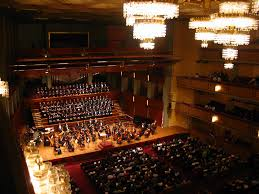 The Kennedy Center Home To The National Symphony Orchestra