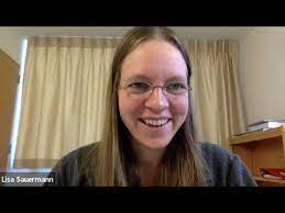 Lecture by Lisa Sauermann - YouTube