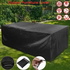 waterproof garden patio furniture set