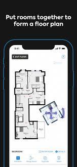 magicplan on the app