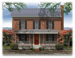 BSA Home Plans  Westover  Federal  HistoricWestover  Federal   Historic House Plan