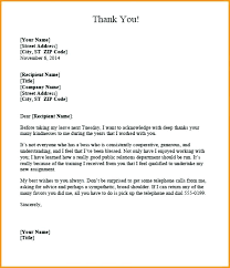 Thanksgiving Letter Templates Sample Thank You Mom And Dad Letter Template Received With