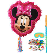 Pink And Black Minnie Mouse Decorations Disney Minnie Mouse Party Supplies Birthdayexpresscom