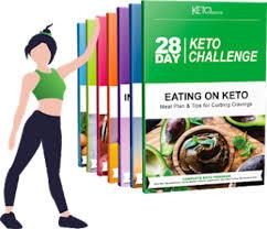 28 day keto challenge program offers