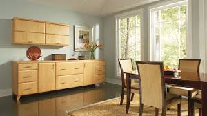 Maple Storage Cabinet Kitchen With Painted Maple And Walnut Cabinets Omega