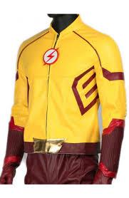 the flash kid flash jacket