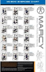 Weight Machine Workouts