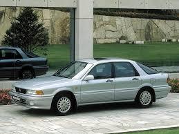Mitsubishi Galant Hatchback (6th generation) 2.0 GTI 16V MT car ...