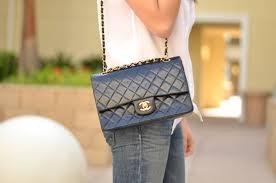 Classic Double Flap Vs Vintage Single Flap Chanel Bag Lollipuff