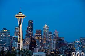 Seattle Cityscape Seattle Cityscape Optio