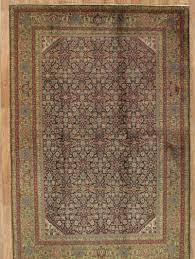 6 x 9 herati persian area rug