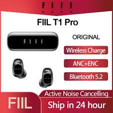 Original <b>FIIL T1 Pro</b> T1 Lite TWS True Wireless Earbuds Active ...