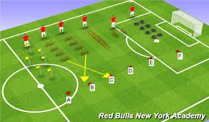 football soccer pre season exle