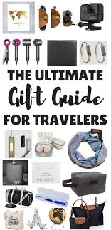 The Best Travel Gifts for The Travel Obsessed