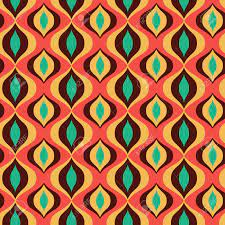 Vector Multicolored 60s, 70s Retro ...