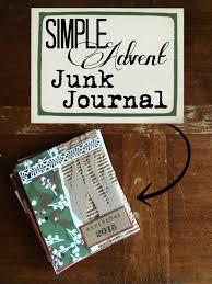 Advent Junk Journal - Addie Zierman