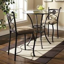 3 Piece Dining Set Brookfield 3 Piece Counter Table And Chair Set Belfort Furniture