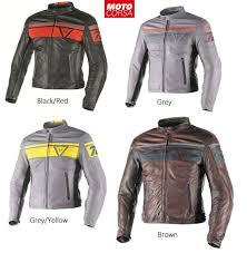 dainese blackjack leather jacket sizes 48 50 52 54 56 and 58