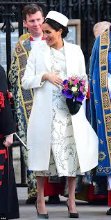 Designer Head To Toe Why Meghan Loves To Wear Head To Toe Outfits By The Same