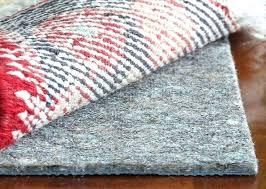 felt rug pads for hardwood floors com 8 plus felt and rubber rug pad for