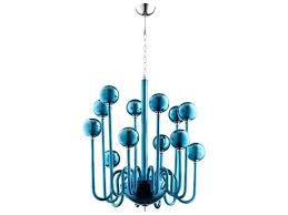 full size of turquoise chandelier lighting cyan design polished nickel light wide bead drop glass lamp