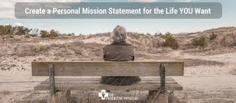 Personal Value Statement Examples Simple Step By Step Creating A Personal Mission Statement