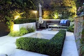 small urban garden design garden