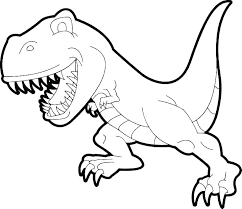 Dinosaur Coloring Pages For Toddlers Cute Dinosaur Coloring Pages