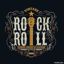65 832 rock and roll wall murals