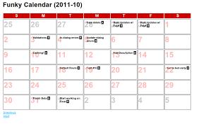 Calendar Templates Gorgeous Japhr By Chris Strom Underscorejs Templates In Backbonejs