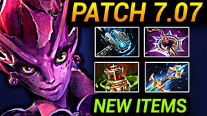 new items dota 2 patch 7 07 dueling fates meteor hammer aeon