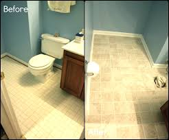 Repair Bathroom Floor Bathroom Tile Repairs And Replacement Best How To Repair Cracked