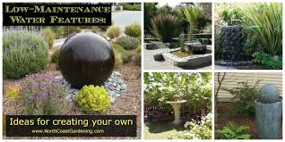 lower maintenance water features
