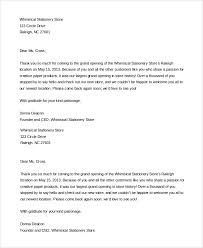 Collection Of Solutions Thank You Letter For Attending Business