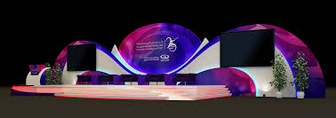 Company Backdrop Design Backdrop Design Of Qatar Jet Fuel Company 25 Th Anniversary