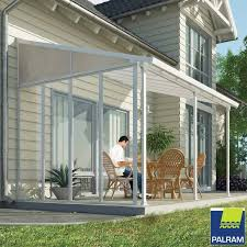 patio covers uk. Beautiful Covers Palram Feria 3 SideWall Patio Cover White To Covers Uk P