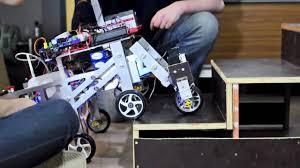 Mechanical Engineering Robots How To Design A Stair Climbing Robot 81004 Robotpark Academy