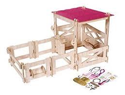 <b>Zapf Creation BABY Born</b> Pony Farm Horse Stable Toy: Amazon.co ...