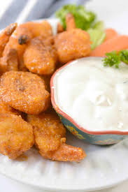 Baked Buffalo Shrimp Recipe - Easy ...