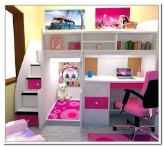 dhp studio twin loft bed with integrated desk and shelves lofted