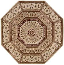 rug octagon area rugs r carpet and flooring on fredericksburg va gallery art deco lodge western round for dining room rustic leather cabin ikea