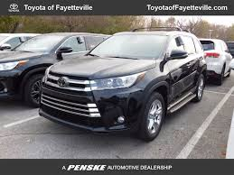 2017 New Toyota Highlander Limited V6 FWD at Toyota of ...