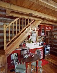 Cabin Kitchen Design Creative