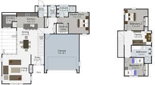 2 bedroom house plans new zealand modern nz cambridge