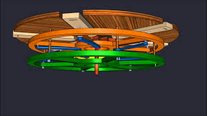extending round table in solidworks