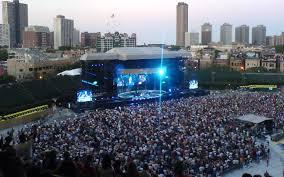 Memorable Best Concert Seats At Wrigley Field Stubhub Pearl