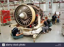 BMW 5 Series bmw aircraft engines : BMW Rolls Royce GmbH, aircraft engines, Dahlewitz, Germany Stock ...