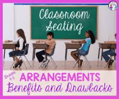 Classroom Seating Arrangements For Grades 4 8 Its A