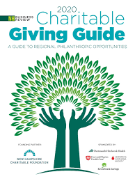 Northern Lights Federal Credit Union Littleton Nh 2020 Nh Business Review Charitable Giving Guide By Mclean