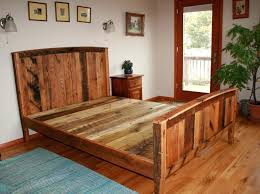 rustic king bed image of rustic king bed frame mahogany rustic white king bedroom set